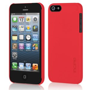 Estuche para Iphone 5 Incipio Feather Case (Rojo)