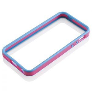 Funda de Banda para iPhone 5 Gear4 (Rosado y azul)