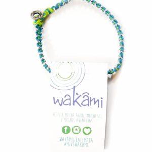 Pulsera Neptuno Wakami