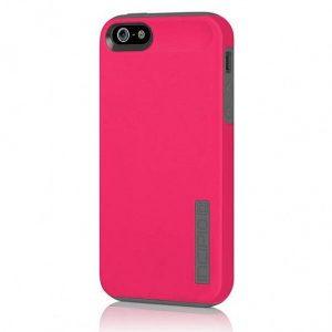 Estuche para Iphone 5 Incipio Dual Pro (Rosado)