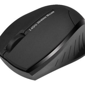 Mouse Inalambrico Klip Xtreme KMO-310BK Color Negro