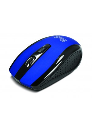 Mouse Inalambrico Klip Xtreme KMW-340 Color Azul