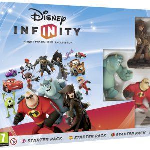Figura Infinity, Starter Pack 3DS
