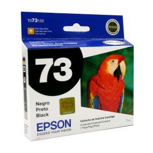 Cartucho de Tinta Epson 73 Negro