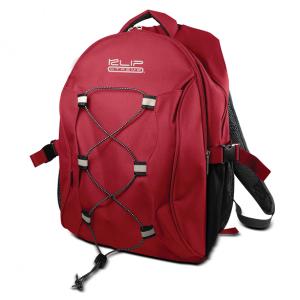 "Mochila para Laptop Marca Klip Xtreme de 15.4"" Color Rojo"