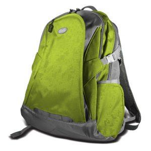 "Mochila para Laptop Klip Xtreme KNB-435 Arlekin de 15.6"" Color Verde"