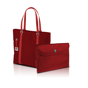 Bolso para laptop Klip Xtreme 15.6″ Color Rojo