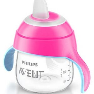 Copa Sippy Philips Avent Mi pingüino Para Bebé  de  7 Onz