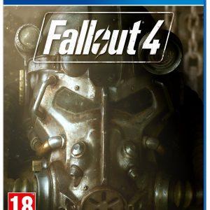 Videojuego Fallout 4  PS4