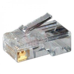 Conector de red Nexxt Solutions RJ45 (Paquete de 100)