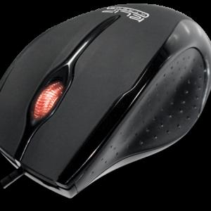 Mouse Alambrico Klip Xtreme KMO-104 Color Negro
