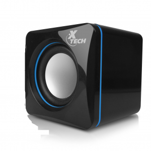 Altavoces Xtech de Pc Multimedia de 6W