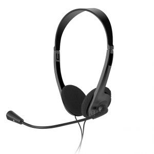 Audifonos Xtech XTS-220 3.5mm Color Negro