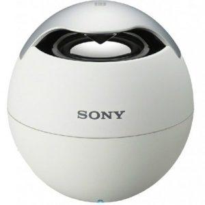 Altavoz Portátil Sony SRSBTV6 Blanco