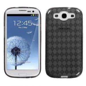 Case para Samsung Galaxy S3 Argyle Pane Candy