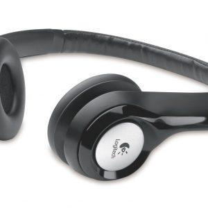Audífonos Logitech H390 Conector USB con micrófono