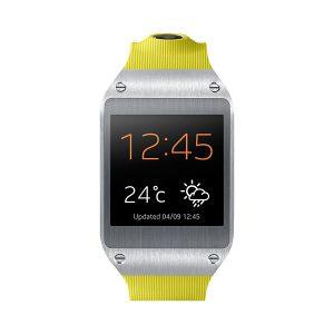Smartwatch Samsung Galaxy Gear SMV700 Plata con Verde