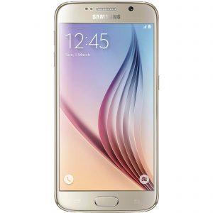 Smartphone Samsung S6 Oro Platinado