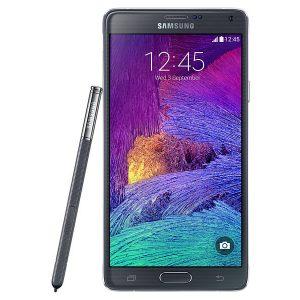 Smartphone Samsung Galaxy Note 4 Negro Con Spen