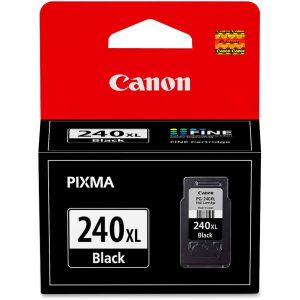 Cartucho Canon pg240 xl color negro