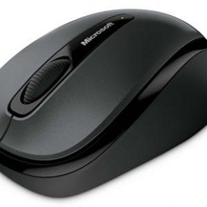 Mouse Inalámbrico Microsoft Mobile 3500 Color Gris