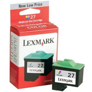 Cartucho de tinta de 3 colores Lexmark 10n0227