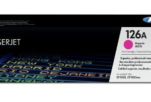 Toner HP CE313A  126A Color Magenta