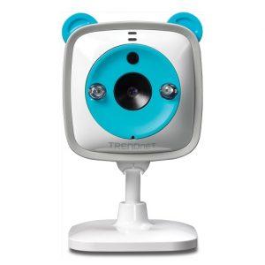 Cámara TRENDnet TV-IP745SIC wifi para bebé hd con termómetro