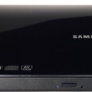 Quemadora/Lectora de DVDs Externo Samsung SE-208 Portátil