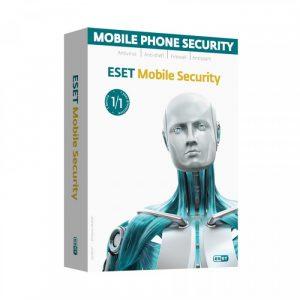 Licencia de Seguridad ESET Mobile ( 1 año )