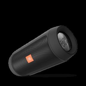 Bocina JBL Charge 2+ Bluetooth  Microfono Color Negro