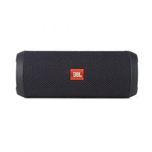 Bocina  JBL FLIP 3 BLUETOOTH negro 86dB resistente al agua con micrófono