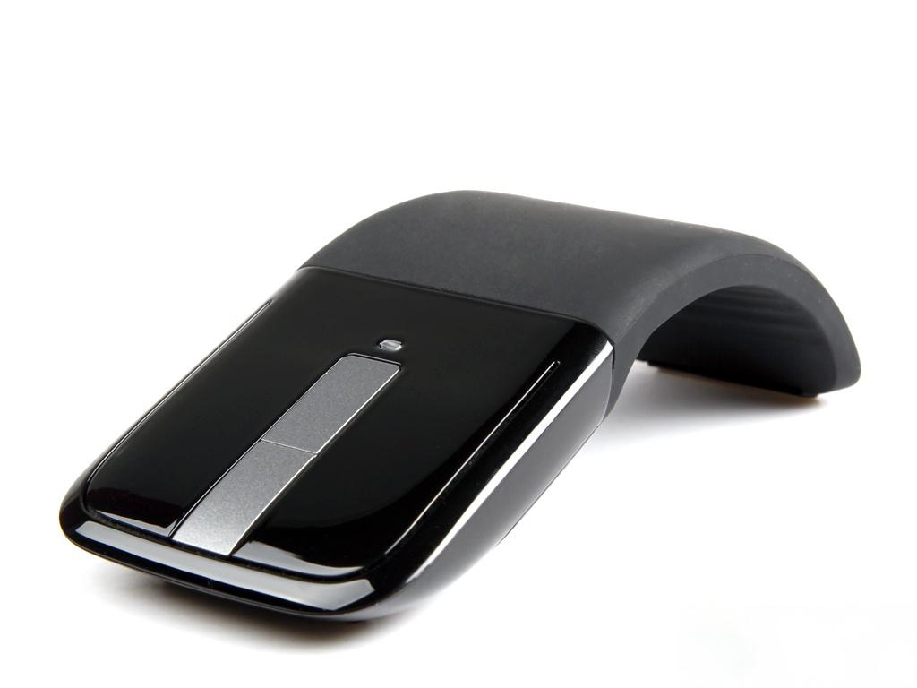 mouse inalambrico microsoft arc touch flexible color negro kemik guatemala. Black Bedroom Furniture Sets. Home Design Ideas