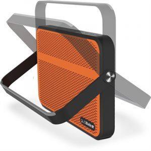 Bocina Bluetooth Quo Blade Naranja