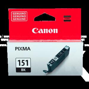 Cartucho Canon CLI-151 Negro