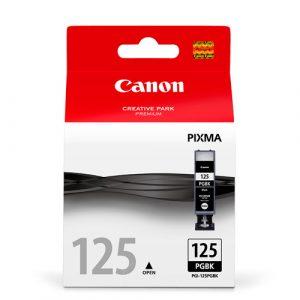 Cartucho Canon PGI-125 negro