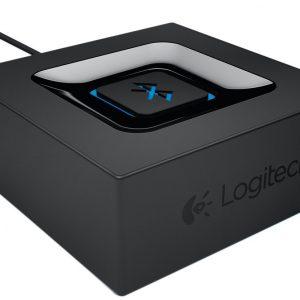 Receptor Logitech de Música Bluetooth con RCA