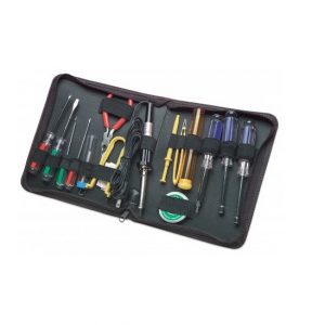 Kit de herramientas Manhattan 17 piezas
