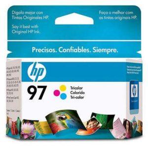 Cartucho HP 97 Color- 9363WL