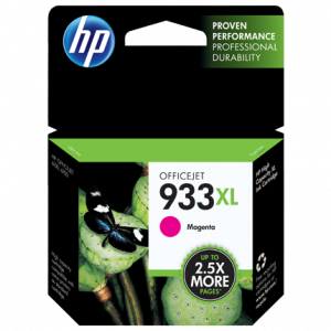 Cartucho original Hp 933xl magenta