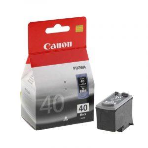 Cartucho original Canon pg-40 negro
