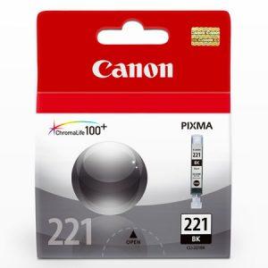 Cartucho Canon CL-221 negro
