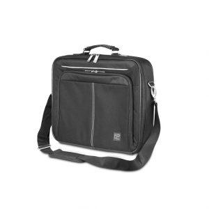 """Maletín Para Laptop Klip Xtreme KNC-075 de 15.6"""" Color Negro"""
