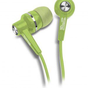 Auriculares Klip Xtreme 3.5mm verde