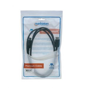Cable Manhattan display port macho a macho 2m