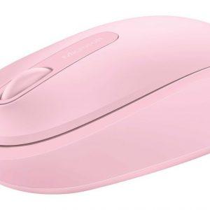 Mouse Inalámbrico Microsoft 1850 Color Rosado