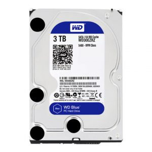 "Disco Duro Interno para Desktop Western Digital 3TB Blue 3.5"" SATA"