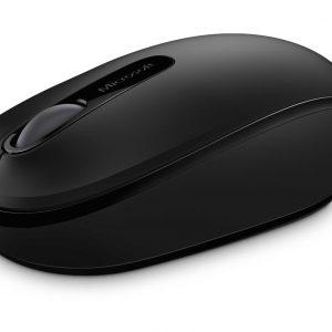 Mouse Inalámbrico Microsoft 1850 Color Negro