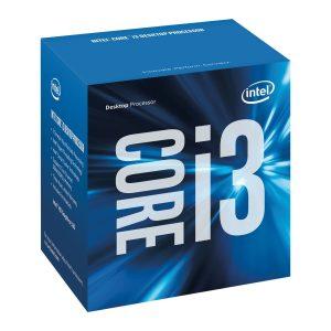Procesador Intel Core i3 6100 3.7 Ghz 2 núcleos
