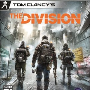 Videojuego  Tom clancy The division  PS4